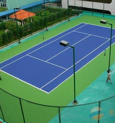 FJ-网球场灯杆