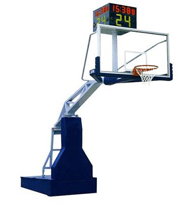 FJ-001电动液压篮球架
