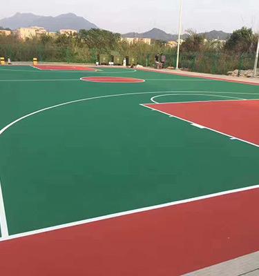 FJ-丙烯酸篮球场