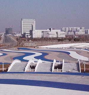 山东省海阳市亚沙会体育场