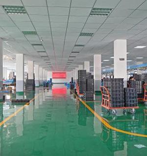 电网计量中心地坪漆工程