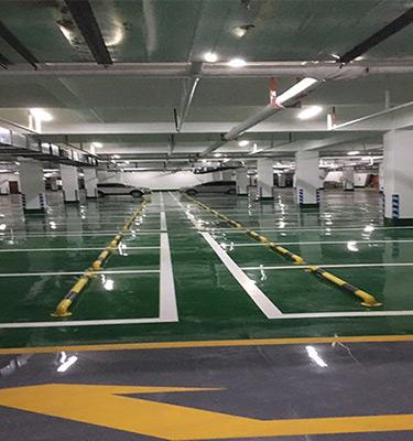CFS车库停车场