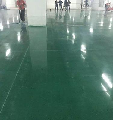 CFS混凝土固化剂地坪