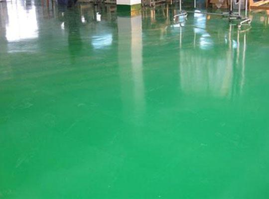 聚氨酯砂浆地坪施工有哪些注意事项