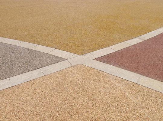 彩色透水地坪的重要性