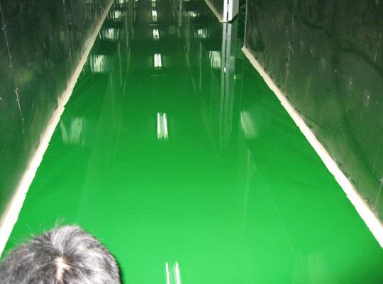 地面状况影响环氧树脂地坪漆施工用量?