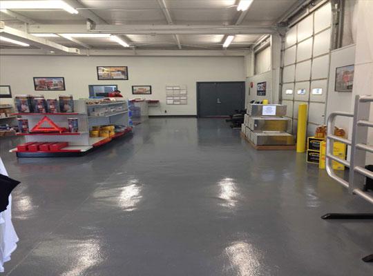细数水性聚氨酯地坪漆的优势