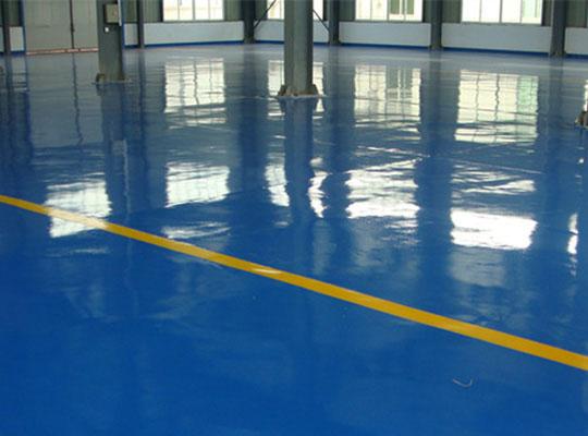 瑞鼎元地坪告诉您怎样提高地坪漆的使用年限?