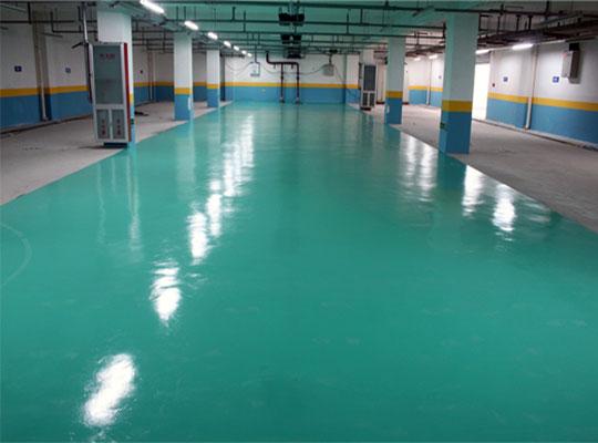 车库地坪漆在施工过程中应该注意哪些问题
