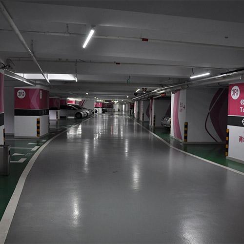 停车场环氧地坪