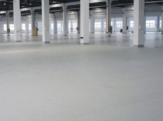 密封固化地坪为什么能用那么久