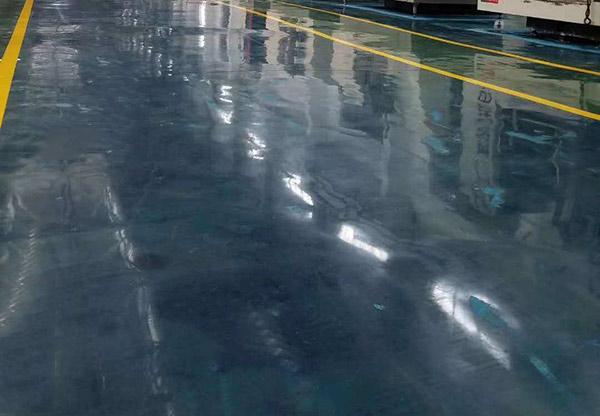 彩色密封固化劑地坪