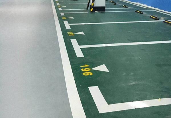 停車場劃線