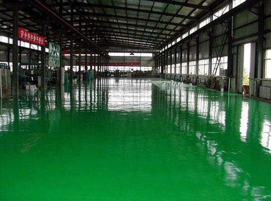 杭州环氧地坪施工保养工作都有哪些?