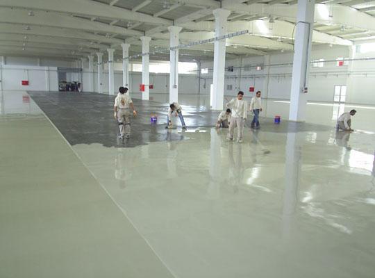 水性地坪涂料已成为行业发展必然趋势,优势在哪?
