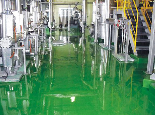 苏州地坪厂家浅谈环氧地坪漆施工如果地面潮湿该怎么办