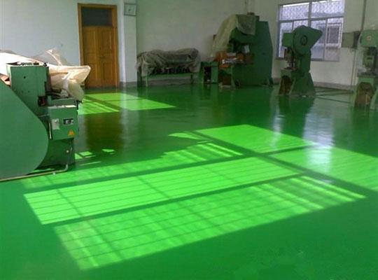 浅谈东莞环氧地坪漆地坪伸缩缝问题如何处理