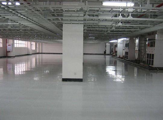 PVC防靜電地坪
