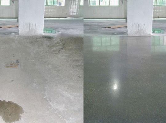 舊地面翻新改造地坪