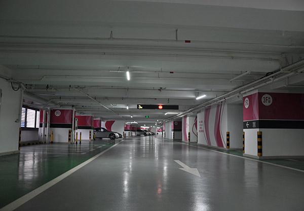 云南停车场耐磨环氧树脂地坪推荐-锦程建筑