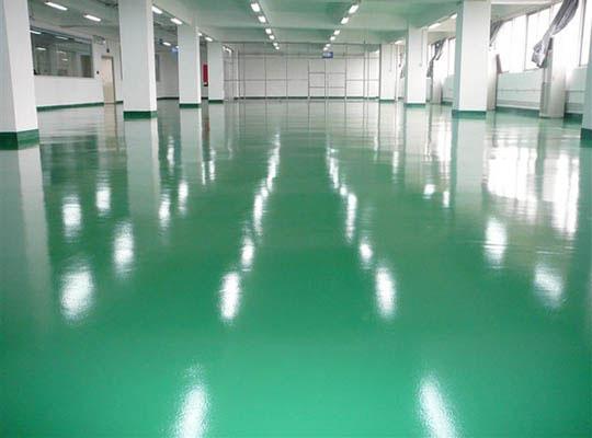 地坪漆環氧啞光面漆的優勢特點有哪些