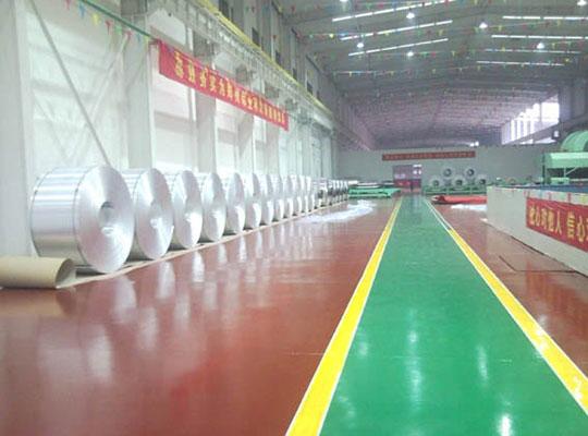 环氧地坪漆施工对周围环境温度的要求