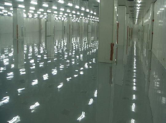 淺談環氧地坪漆涂料性能和質量的檢測