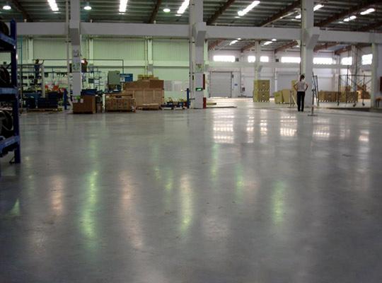 混凝土密封固化地坪有哪些优势你知道吗