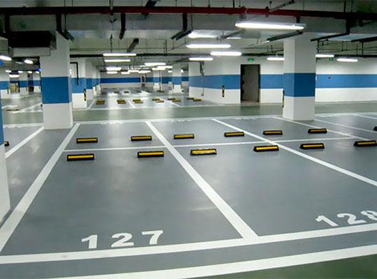 停車場輔助設施