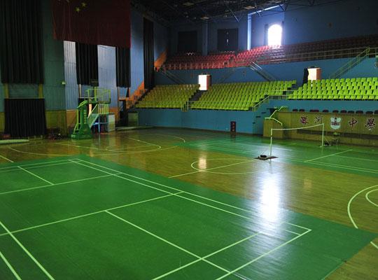 PVC球場