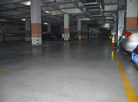 水泥硬化地坪的施工方法