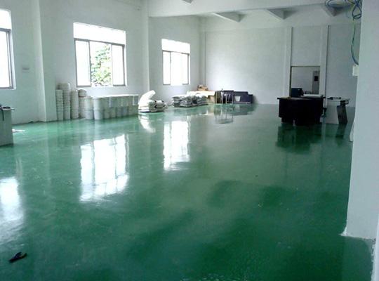环氧树脂地坪对混凝土含水率有怎样的要求?