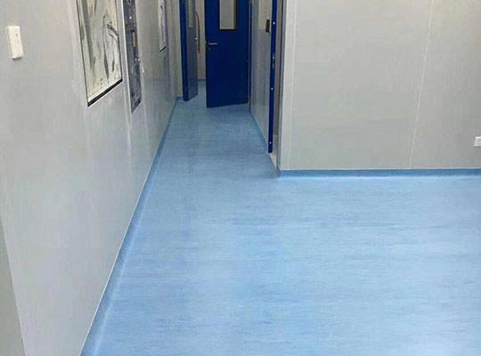 同质透心PVC地板