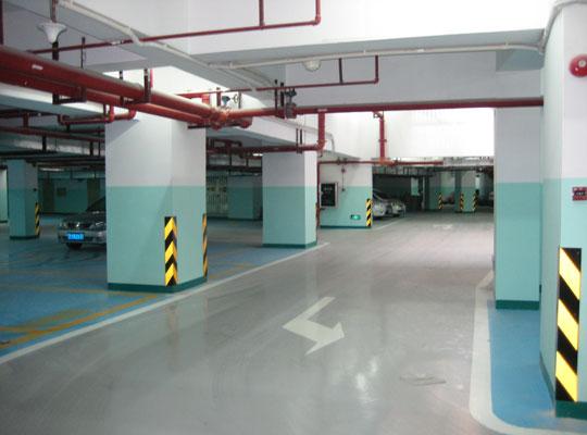 地下停车库地坪脱层现象应该怎样处理?