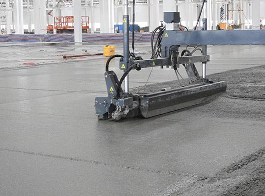超平地坪施工工艺及流程