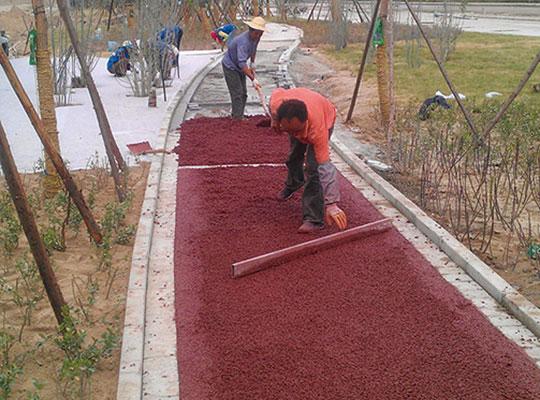 彩色混凝土密封养护剂的6大优势