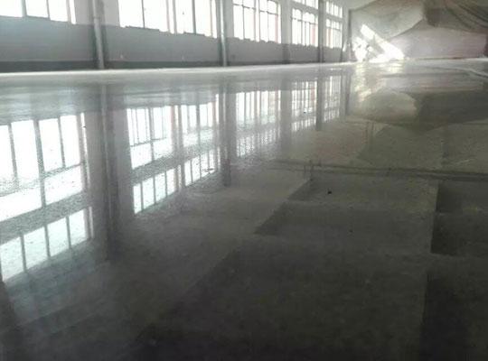 耐磨环氧地坪漆遇到问题的四个解决方法