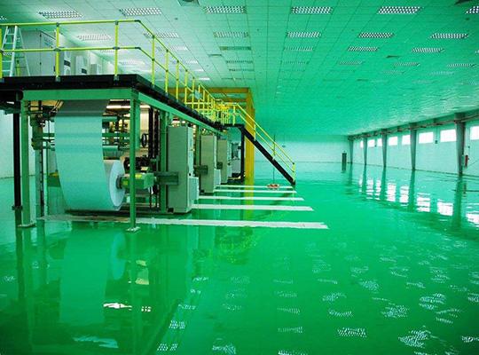 环氧地坪漆质量检测