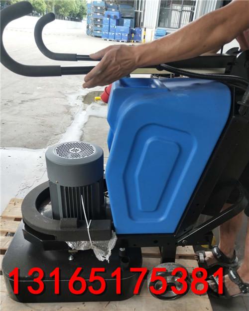 12头固化地坪研磨机 600型混凝土地坪打磨机品质优越