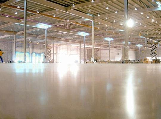 混凝土固化剂优缺点及对新旧混凝土地面不同施工法