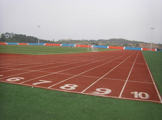 塑膠跑道對基礎的質量要求
