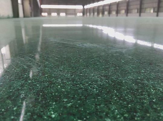 染色密封固化剂地坪