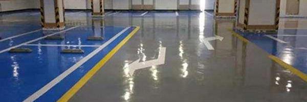 水性地坪漆性能优点?水性地坪漆施工步骤?